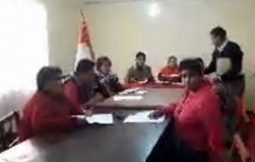 Concejo acepta renuncia de Cervantes al cargo de alcalde de Potosí
