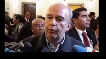 """Ministro de Gobierno: """"Vamos a seguir deteniendo a la gente que está hostigando"""""""