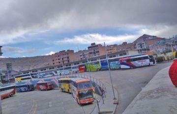Es imposible viajar de Potosí hacia Sucre, La Paz y Cochabamba