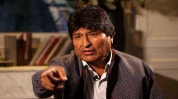 "Morales: ""Retiro mi candidatura, pero deberían dejarme terminar mi mandato"""