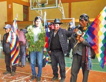Campesinos se manifestarán en paz en la ciudad de Potosí