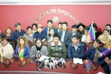 """Suspenden la sesión de la ALP en aras de generar un """"ambiente propicio para el diálogo y la pacificación"""""""