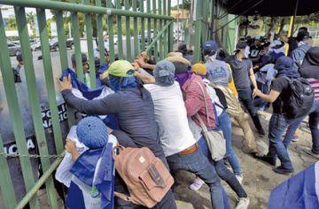 Informe acerca a Nicaragua a su suspensión de la OEA