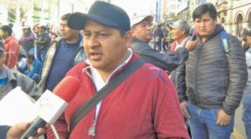 Otorgan la detención domiciliaria a Sergio Pampa