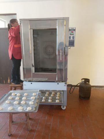 Elaborarán pan integral en el Centro San Juan de Dios