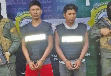 Envían a la cárcel al hijo del dirigente que planeó los bloqueos con Evo