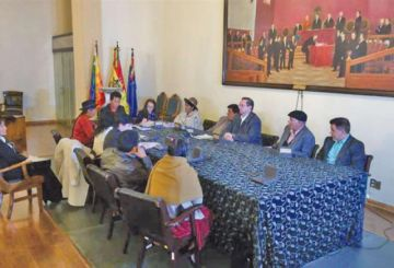 Comisión avanza en el consenso para la convocatoria a elecciones