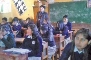 Hoy prevén difundir el cronograma de cierre de la gestión escolar
