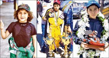 Potosinos se coronan campeones de karting