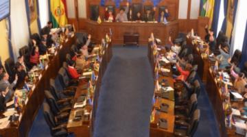 Senado aprueba por unanimidad el proyecto de Ley para la realización de elecciones nacionales