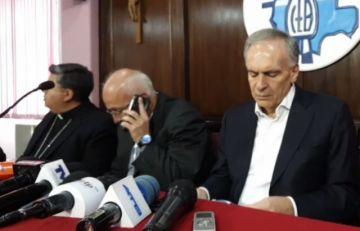 La Conferencia Episcopal Boliviana y representantes de las Naciones Unidas informan sobre el diálogo