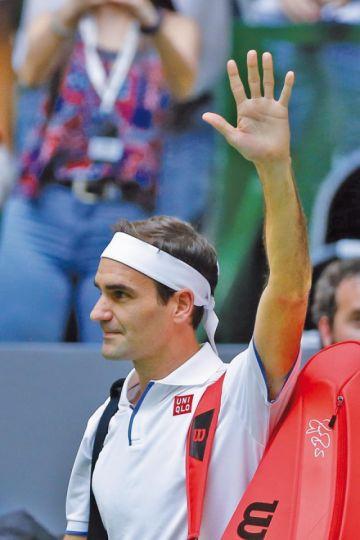 Roger Federer jugará partido  de exhibición