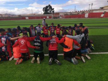 Real Tomayapo le ganó 1-0 a San Lorenzo