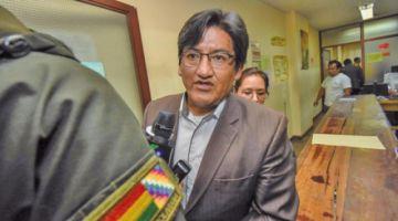 Jesús Vera va a prisión por la quema de los buses Pumakatari