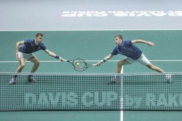 Gran Bretaña ganó a Alemania 46 años después en la Copa Davis