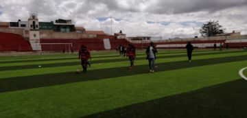 Partido entre San Lorenzo y Real Tomayapo se juega esta tarde