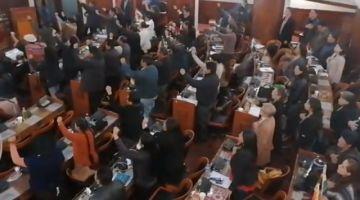 Diputados aprueban ley de convocatoria a elecciones