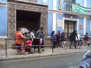 El 6 de diciembre termina la gestión escolar en Potosí