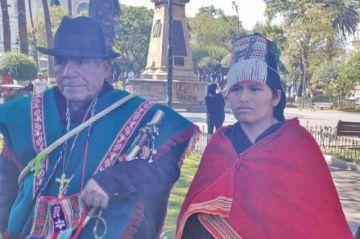Se pronuncian los pueblos indígenas
