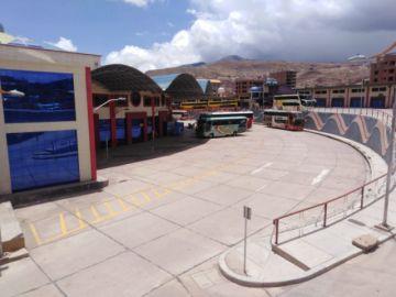 Se reanudan los viajes de Potosí hacia Oruro