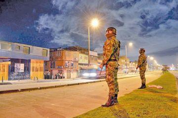 Colombia: Sigue la tensión y hay un herido de gravedad