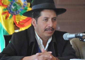 Gobernador de Chuquisaca Esteban Urquizu va a detención domiciliaria