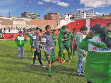 San Lorenzo recibe un revés por parte de Real Tomayapo en la Copa Simón Bolívar
