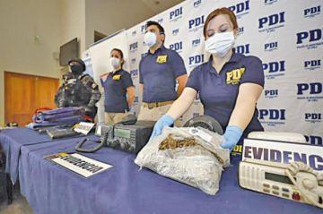 Paraguay: Perito fiscal detenido por narcotráfico