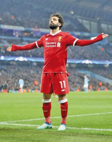 Salah aspira a su tercer balón de oro africano