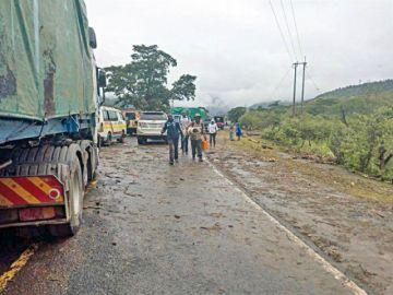 Deslizamiento en Kenia deja más de 40 muertos