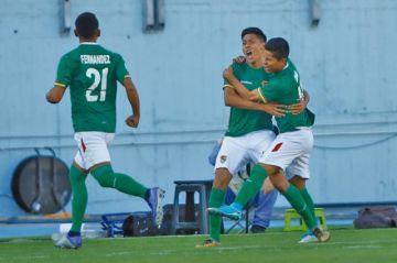 Bolivia enfrenta a Colombia en el Sudamericano Sub-20