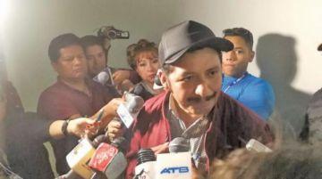 Juez ordena detención domiciliaria de Urquizu