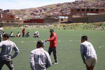 Nacional Potosí viaja para enfrentar a Aurora