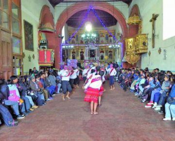Gestionan recursos para el templo de San Pedro