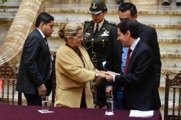Salvador Romero regresa al TSE como vocal designado por Áñez