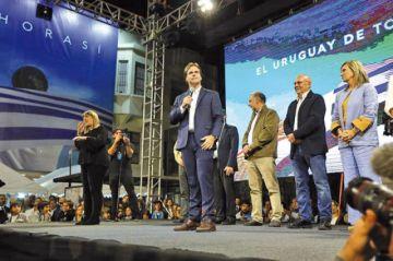 Uruguay aguarda el final del recuento de última elección