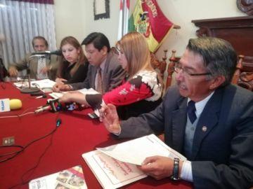 ICAP pide renuncia de las autoridades judiciales