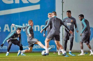 Barcelona busca un triunfo ante Borussia Dortmund