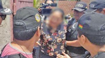 Imputan a excandidata del MAS y pide su aprehensión