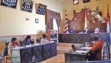 Concejo aprueba informes e investiga denuncia de presuntas irregularidades