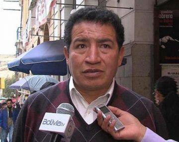 El diputado potosino Víctor Borda reaparece y retoma su curul de diputado