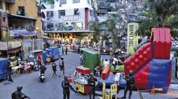 Seis muertos a raíz de operación policial en Río