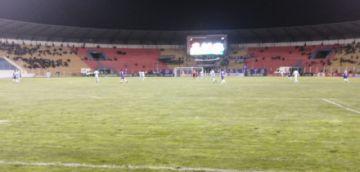 Bolívar gana 5-2 a Real Potosí en partido jugado en Potosí