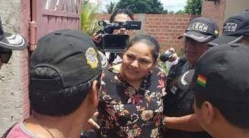 Mandan a la cárcel a una excandidata a diputada del MAS