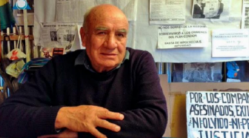 Fallece Julio Llanos, defensor de la democracia en dictaduras, tras golpiza durante las protestas en La Paz