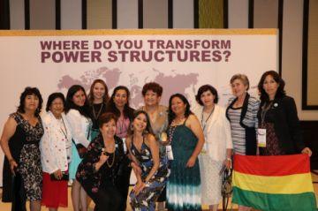 Mujeres logran apoyo para el cuidado de la Amazonia