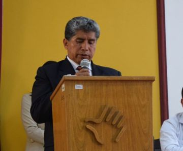 Ricardo Quisbert es el nuevo director del Hospital Bracamonte