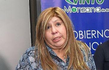 Alcaldesa de Vinto retoma su cargo y niega autoatentado