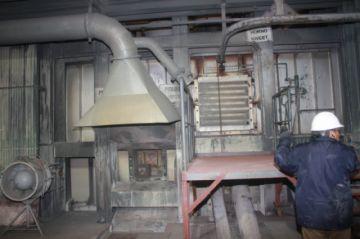 Trabajadores piden reingeniería del horno de Karachipampa