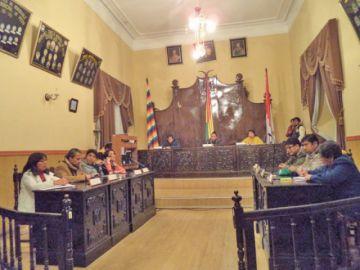 El Concejo viabiliza la firma del alcalde tras aprobación de acta